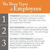 Three Types of Employees